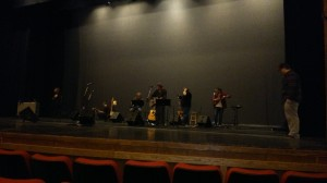 Arts and Culture Center Sound Check